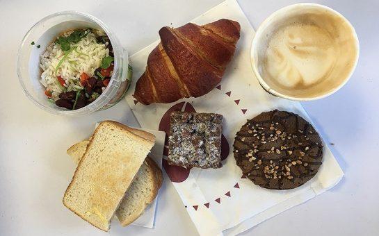 Costa's got vegan sweet and savory options