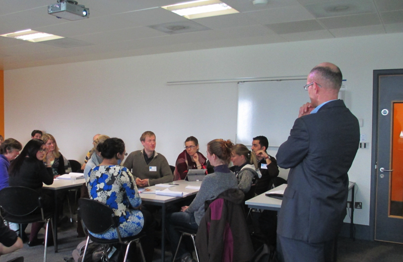 professor nick freestone teaches pharmaceutical science course shortlisted for a guardian award at kingston university