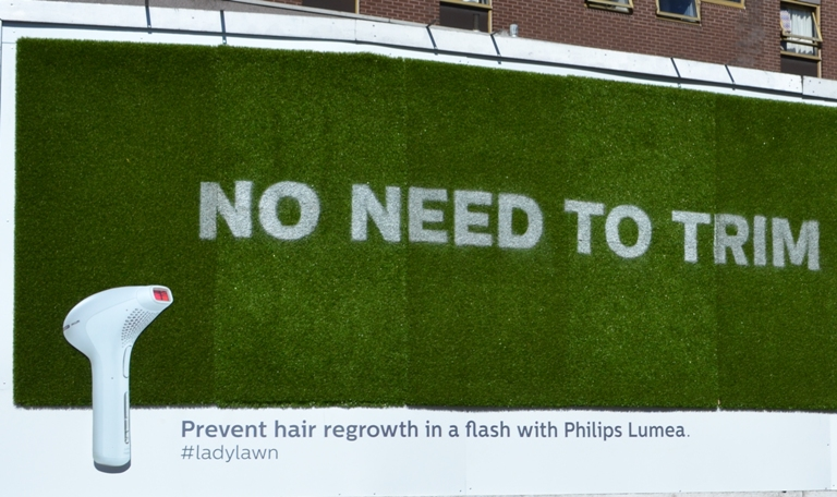 no need to trim advert wimbledon 2015