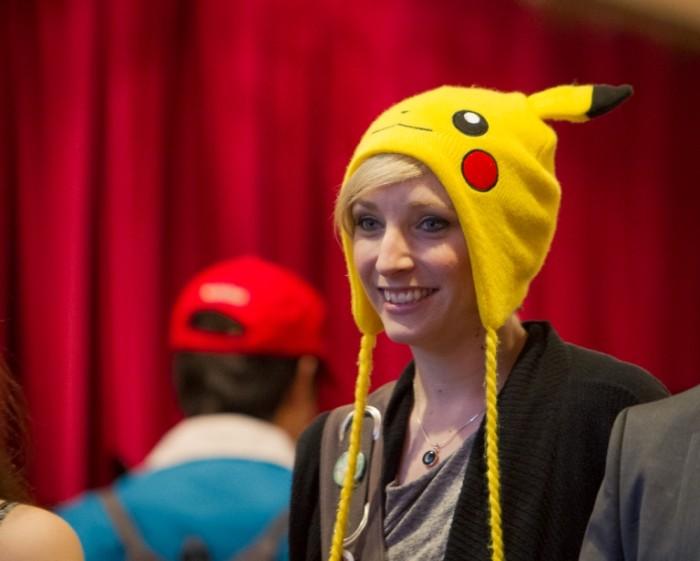 pokemon pikachu Kelly Valerius