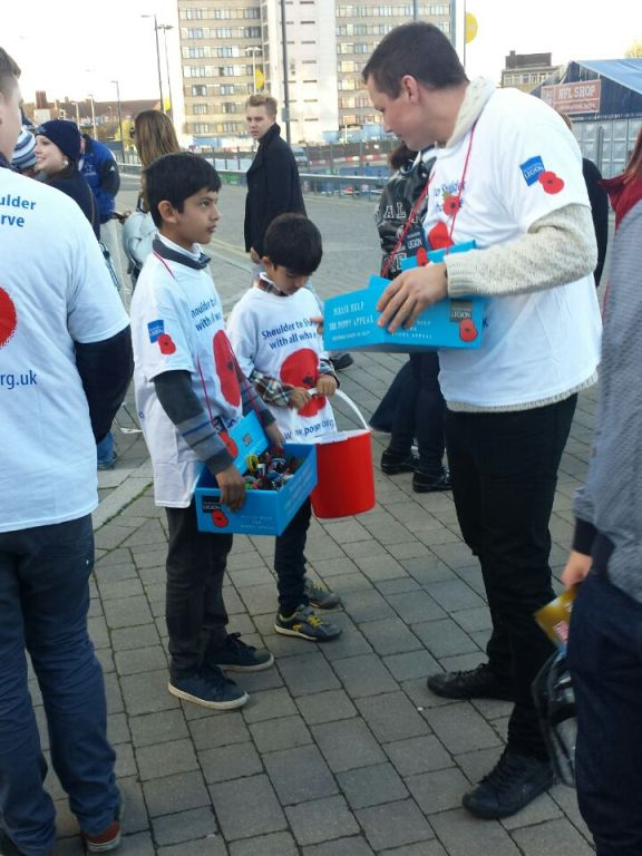 poppy appeal collection children