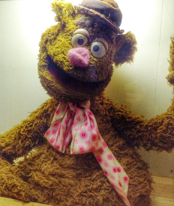 teddy bear fozzy