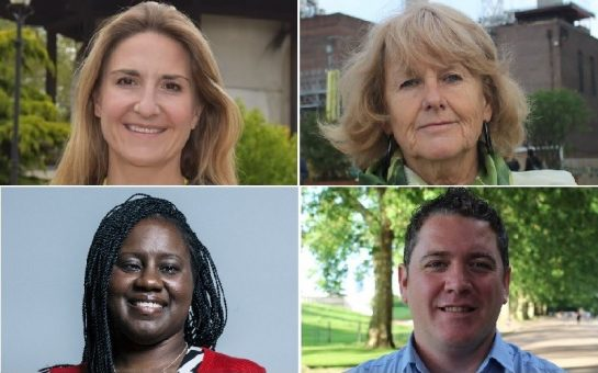The Battersea candidates 2019