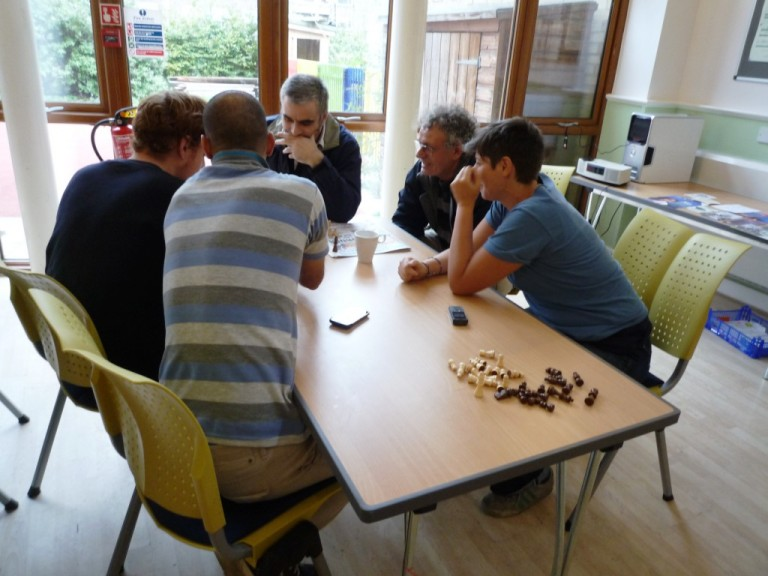 welcome project board games