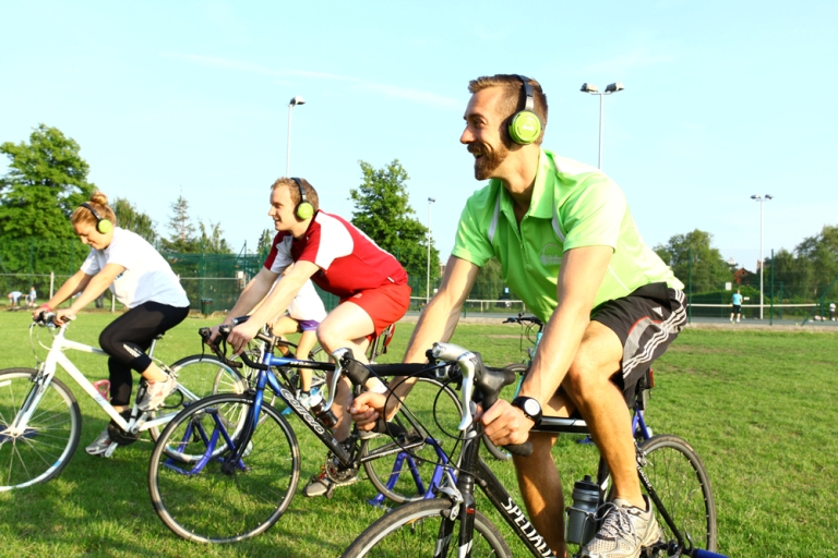 wireless fitness bikes
