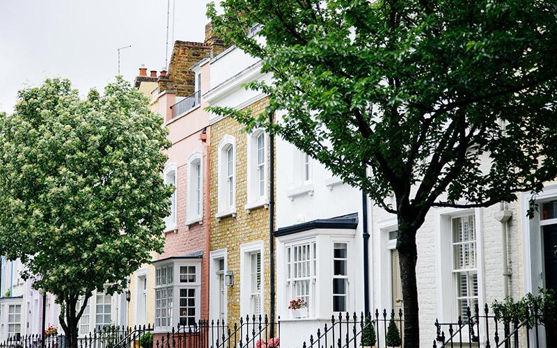 Kensington property prices