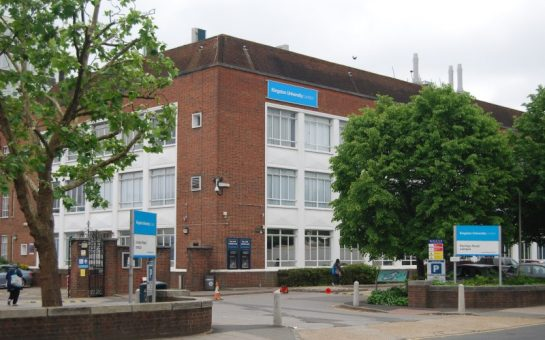 Kingston University building