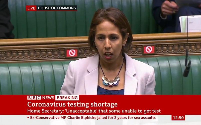 Twickenham MP Munira Wilson