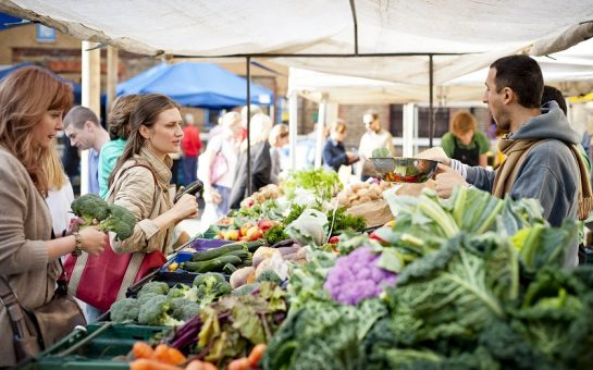 Kensington farmers' market