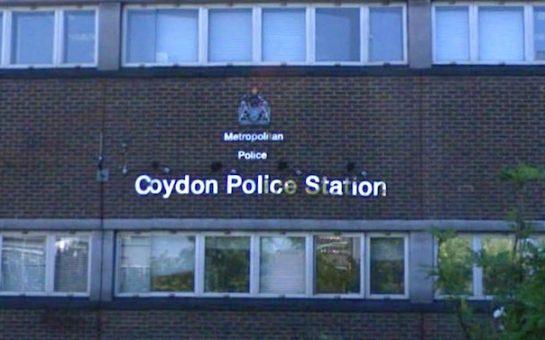 Croydon police station