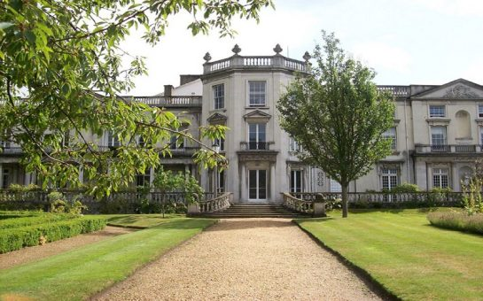 Outside view of Froebel College at Roehampton University London