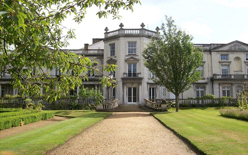 Outside view of Froebel College at Roehampton University in London