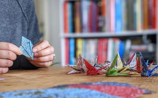 Origami Cranes charity