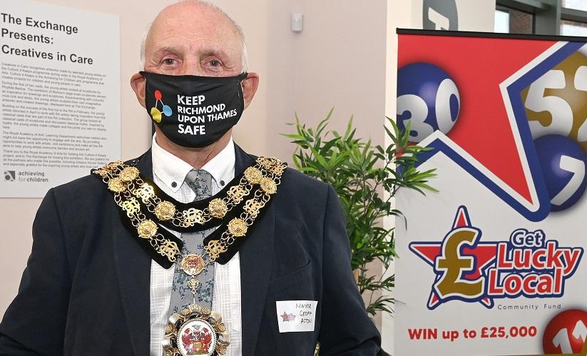 get lucky local richmond mayor