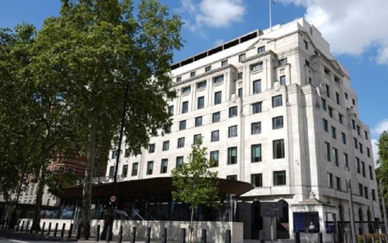 Croydon building