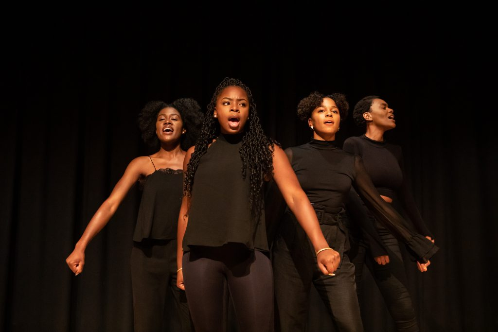 Queens of Sheba tells the stories of black women at the Rose Theatre in Kingston