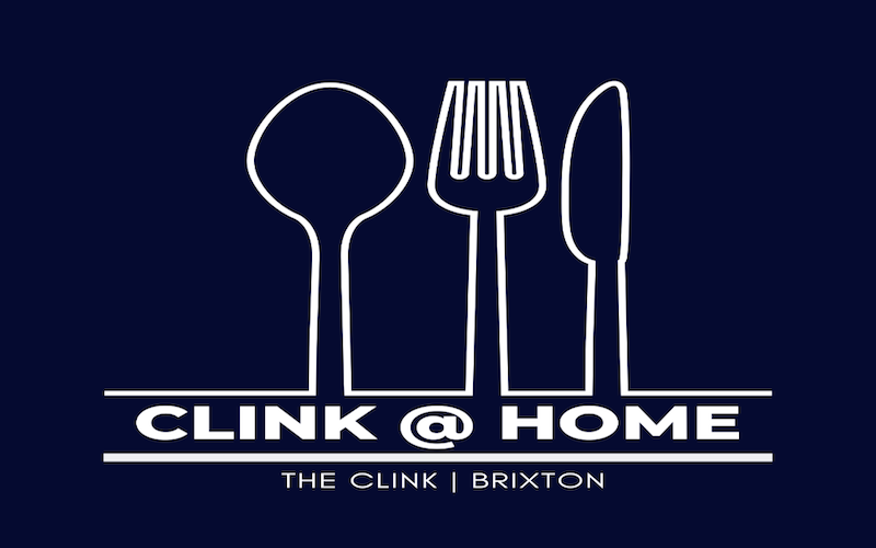 Logo of The Clink Restaurant's Clink@Home