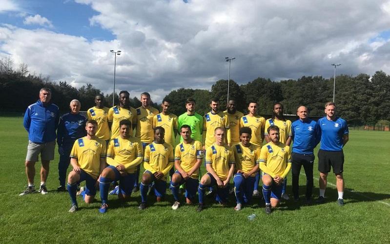 westside fc team line-up