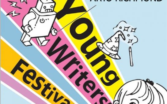 young writers festival logo