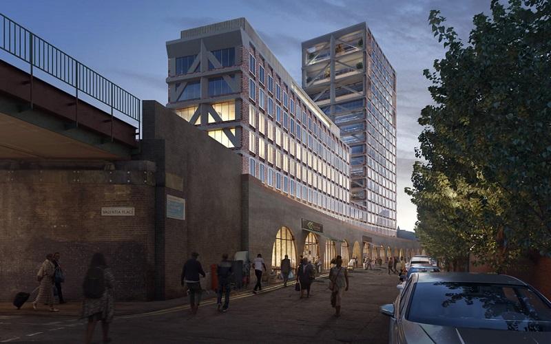 the proposed development