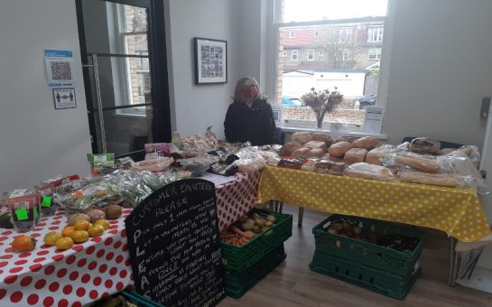 Twickenham food project