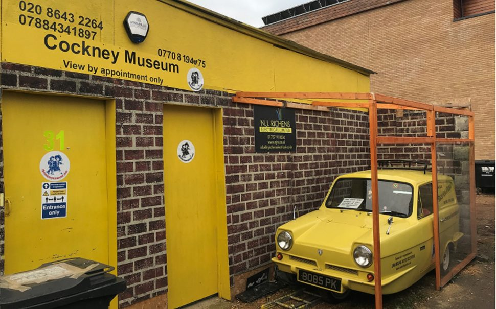 The Cockney Museum - closed due to lockdown