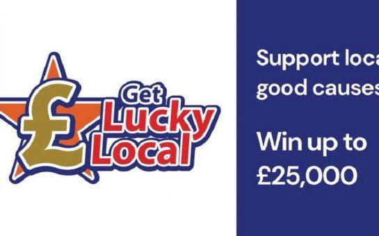 get local lucky logo