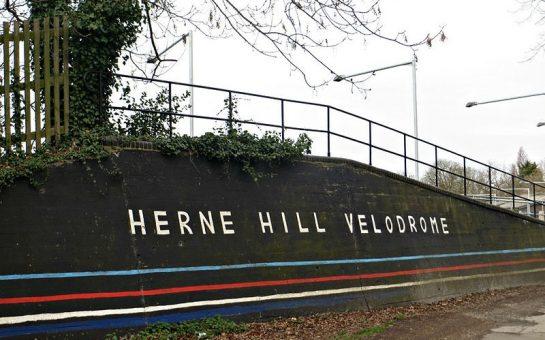 herne hill velodrome exterior