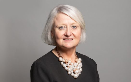 official portrait of Siobhain McDonagh