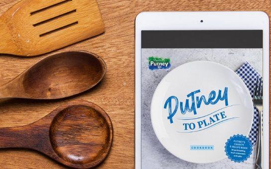 putney to plate logo