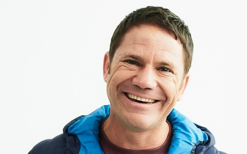 Steve Backshall is a patron of the Bite-Back charity.