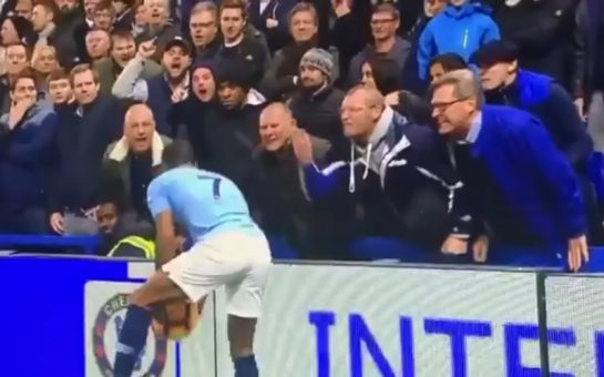 Raheem Sterling racist abuse