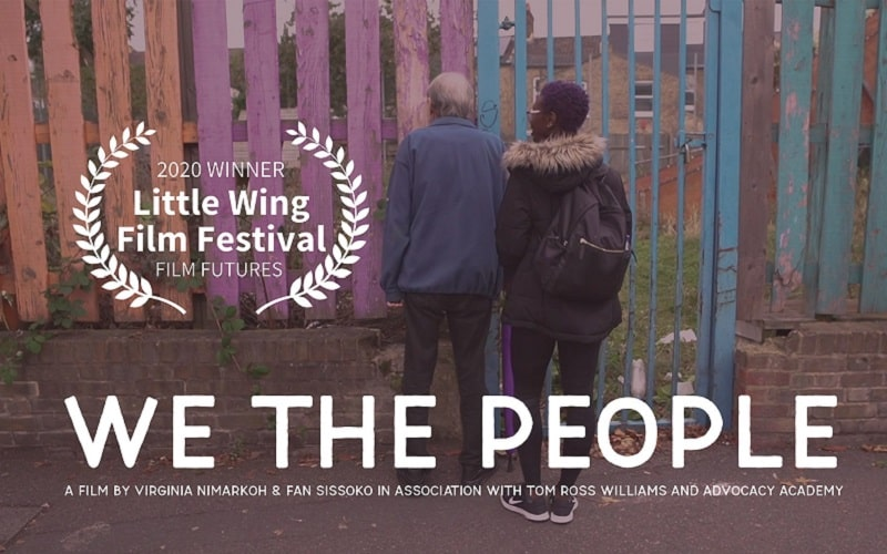 We The People is an award-winning short film depicting Brixton's legacy of activism.