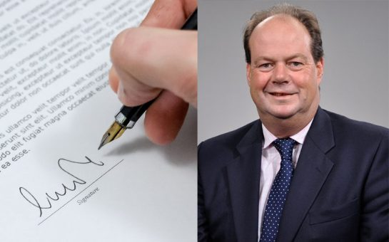 Wimbledon MP Stephen Hammond declines to comment to councillor letters