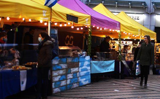 Christmas Market Wimbledon