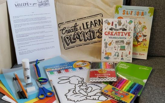 Create and learn playkits