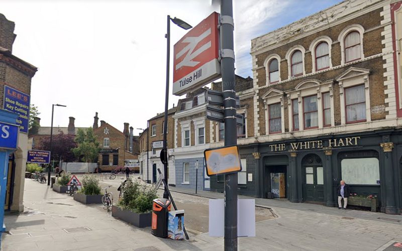 Tulse Hill - one of the sites under review for links to the slave trade