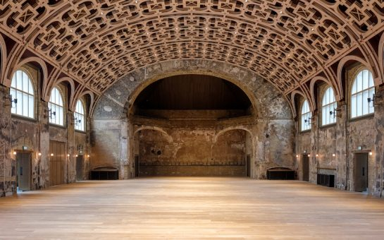 Grand Hall of the Battersea Arts Centre