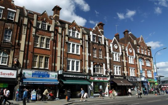 hammersmith and fulham high street