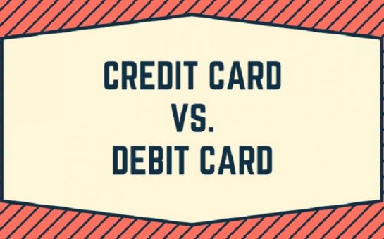 credit card v debit card logo