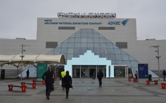 excel centre london exterior