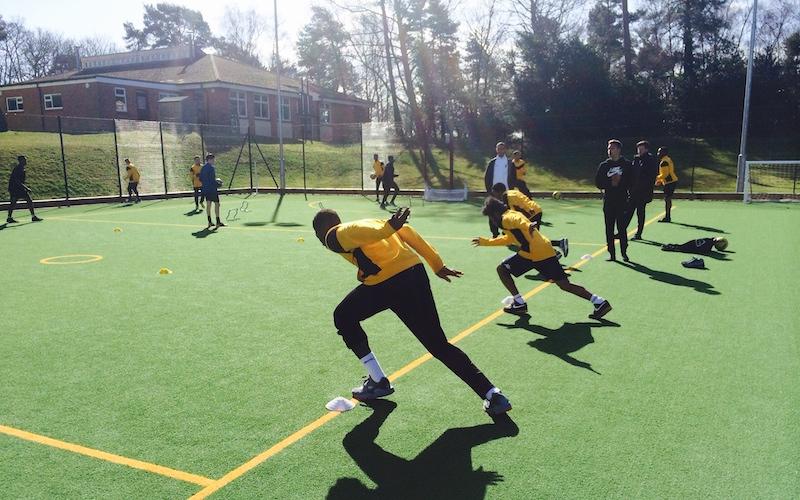Kinetic Football Academy