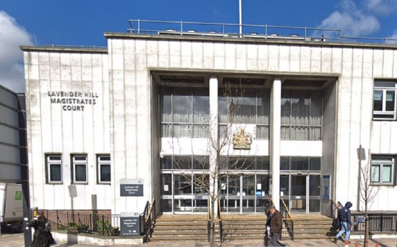 Lavender Hill magistrates court