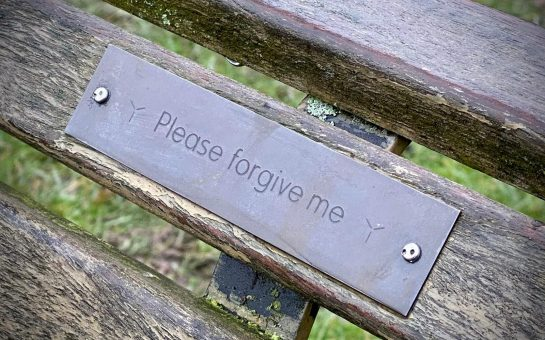 Little Wormwood Scrubs Park Bench