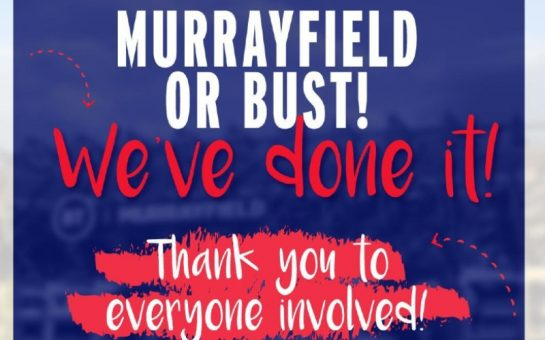 murrayfield or bust fi