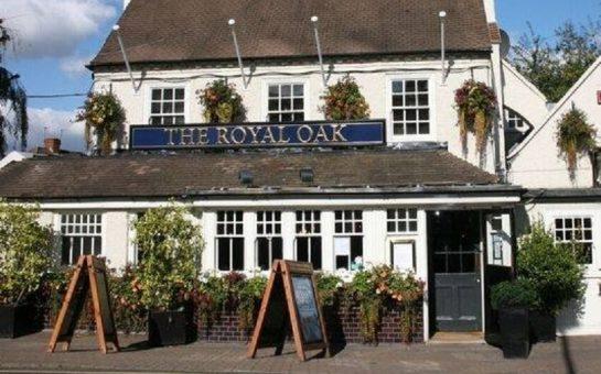 The Royal Oak pub in Hounslow