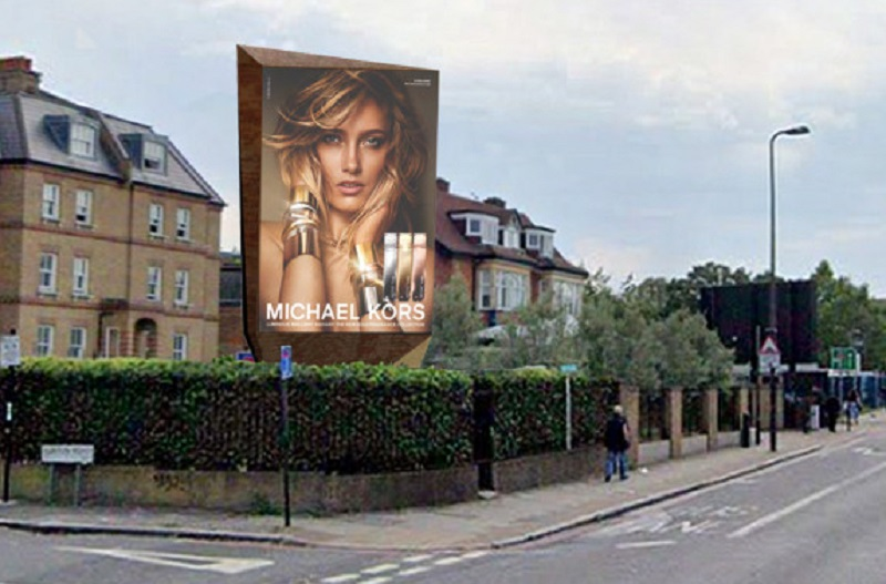 brixton road billboard