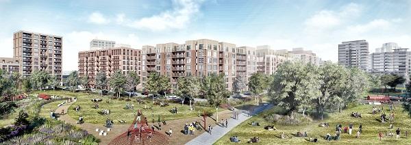 Battersea regeneration