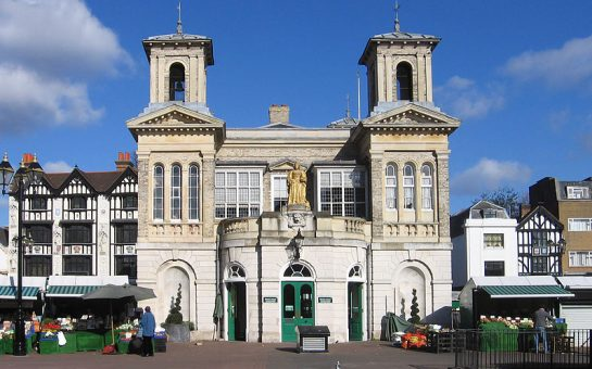 Kingston town hall