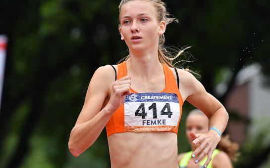 Femke Bol European Indoor Athletics Championships